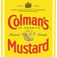Colman's Double Superfine Mustard Powder - 1 tin, 16 oz