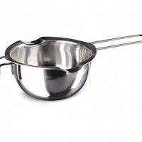 Neeshow Stainless Steel Baking Tools, Double Boiler Universal Insert (18/8 Steel)