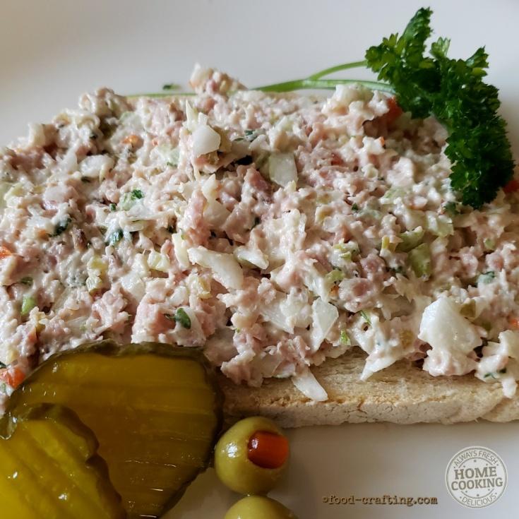 Best Ham Salad