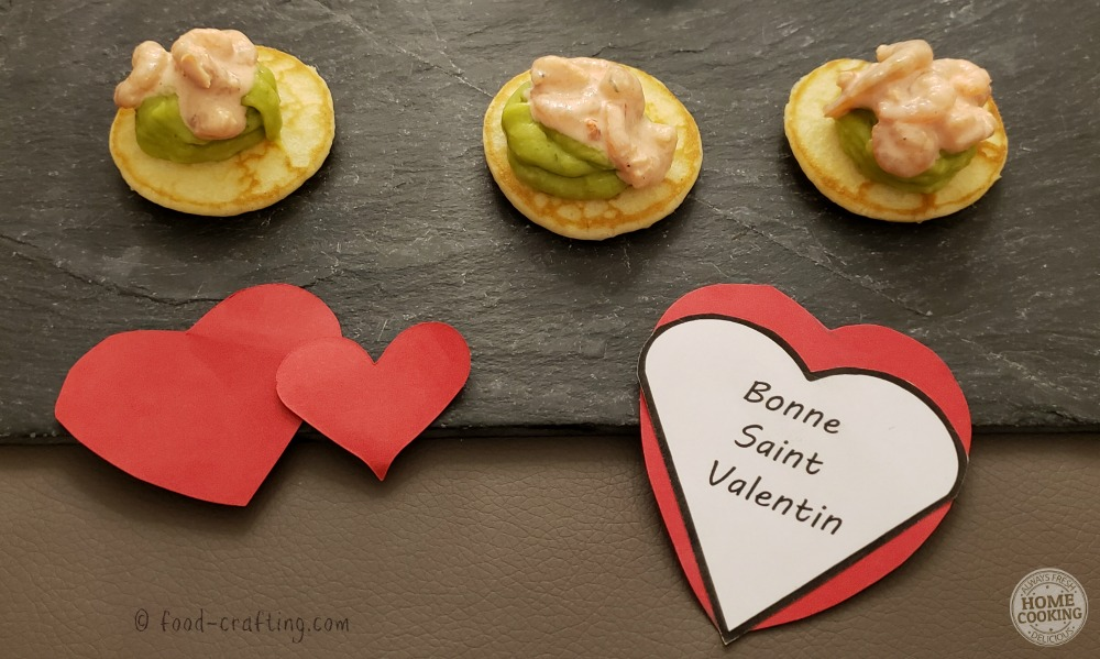 shrimp-avocado-blinis